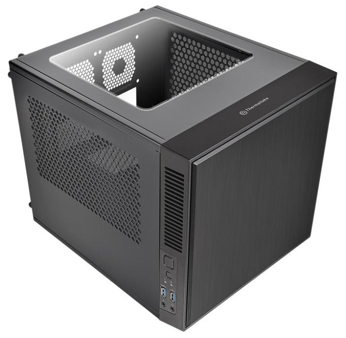 Игровой корпус Thermaltake Suppressor F1 для ПК 2018